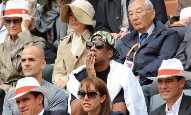 Jay Z: Από το Roland Garros στο Δουβλίνο