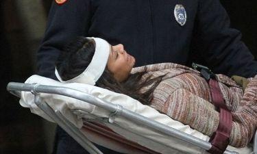 Τι έπαθε η Zoe Saldana;