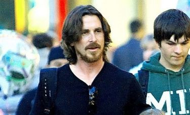 Το βιβλίο που «καίει» τον Christian Bale