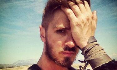 Nicko: Στα γυρίσματα του νέου video clip του «Say my name»