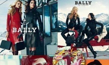 Bally, Gucci, Giorgio Armani, Dsquared2: κυκλοφόρησαν οι νέες τους καμπάνιες