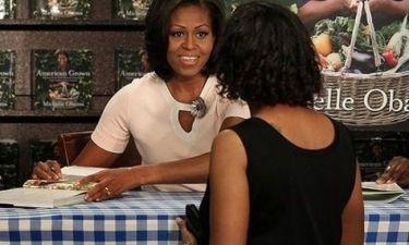 Η Michelle Obama παρουσιάζει το νέο της βιβλίο