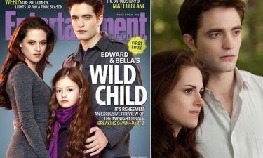Breaking Dawn part 2: Αυτή είναι η κόρη του Edward και της Bella