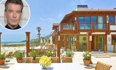 Pierce Brosnan: Νοικιάζει το σπίτι στο Μαλιμπού