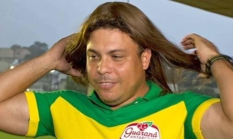 Ο Ρονάλντο έβγαλε μαλλιά;
