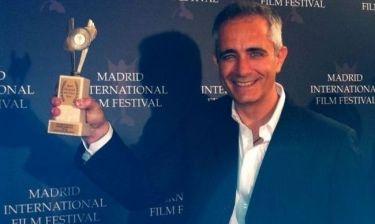 Βραβεία και διακρίσεις για τον Σωκράτη Αλαφούζο