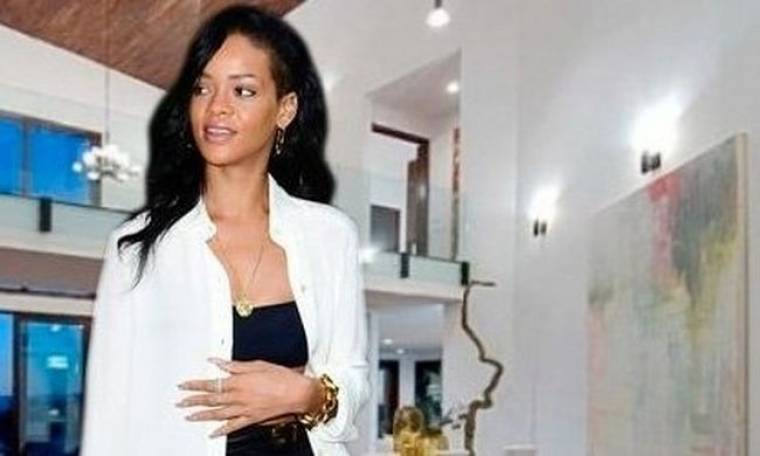 Πού μένει η Rihanna;