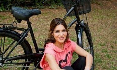Αφροδίτη Σημίτη: «Φοβόμουν να βγω στους μεγάλους δρόμους με ποδήλατο»