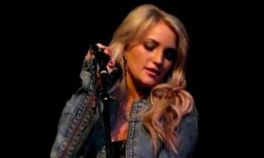 Η Jamie Lynn Spears τραγουδά για την αδερφή της, Britney