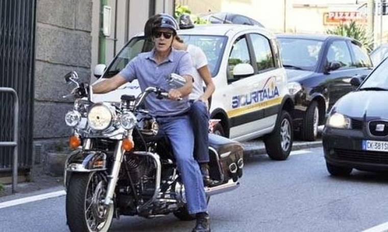 George Clooney: Βόλτα στο Κόμο