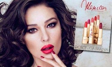 Monica Bellucci: ποιο προσόν της εμπνέει τους Dolce&Gabbana;