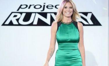Η Heidi Klum γιορτάζει τα δέκα χρόνια του Project Runway