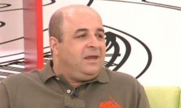 Μάρκος Σεφερλής: «Διαφωνώ με συναδέλφους μου που κατεβαίνουν στην πολιτική»