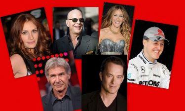Όταν οι σταρ του Hollywood ψηφίζουν Ελλάδα!