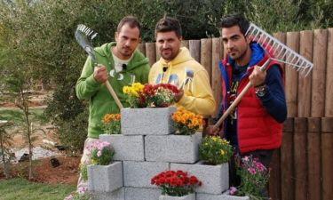 Βραβείο για τους «Κηπουρούς του Mega»
