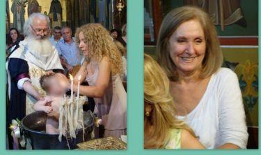 Χριστίνα Κουλουμπή: Έγινε νονά!