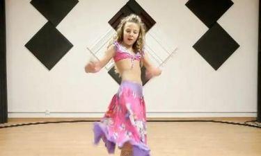 Όταν μεγαλώσει θέλει να γίνει Shakira στη θέση της Shakira (Βίντεο)