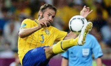 Euro 2012: Είπε «αντίο» ο Μέλμπεργκ!