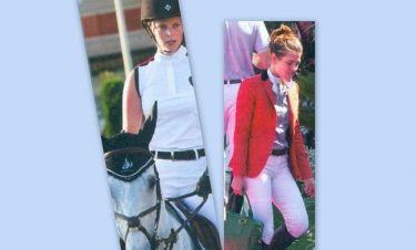 Κασιράγκι – Ωνάση: Σε αγώνες ιππασίας στις Κάννες