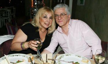 Άννα Ανδριανού-Γιάννης Μπότσης: Ρομαντική έξοδος (φωτό)