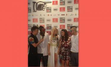 Mad Video Music Awards: Τα ζεστά αναψυκτικά, τα πανάκριβα Louboutin της Νίτσας και οι μαϊντανοί!!! (Nassos blog)