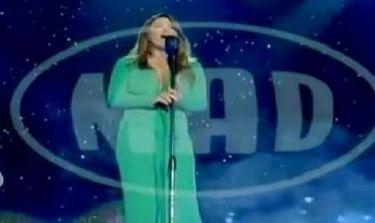 Μουσικά Βραβεία: Μπαλάντα για χωρισμό ερμήνευσε η Παπαρίζου!