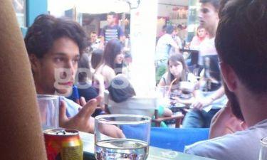 Πάνος Βλάχος: Από τους «Βασιλιάδες»…για καφεδάκι στο Αγρίνιο