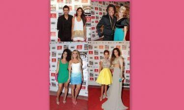 Μουσικά Βραβεία: Οι celebrities στο κόκκινο χαλί!(φωτό)