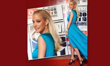 MAD VMA 2012: Το look της Δούκισσας Νομικού και πώς θα το αντιγράψετε