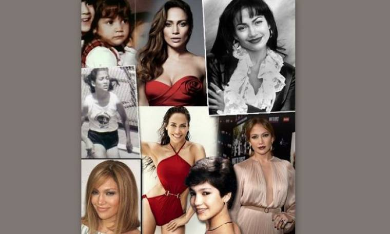 Τότε και τώρα: Η Jennifer Lopez είναι η φλογερή Λατίνα του Hollywood που δεν θα γεράσει ποτέ