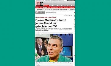 Γιώργος Τράγκας: Αφιέρωμα στην Bild για τα «καντήλια του» στην Μέρκελ!!! (Νassos blog)