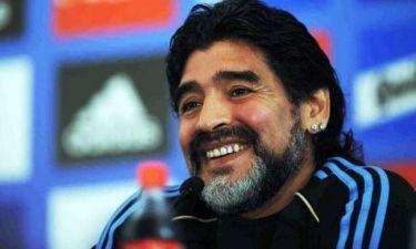 Euro 2012: Μαραντόνα: «Όπως στις Θερμοπύλες…»