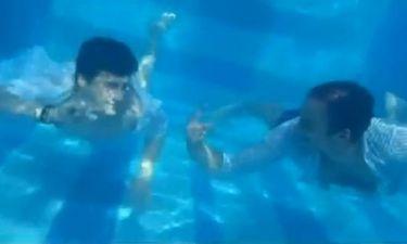 Ποιοι μπήκαν στην πισίνα για το trailer της εκπομπής τους;