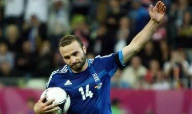 Euro 2012: Σαλπιγγίδης: «Περήφανος για όσα πετύχαμε»