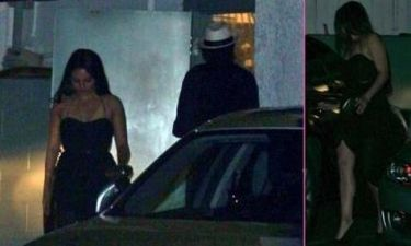 Ashton Kutcher – Mila Kunis: Ρομαντικό δείπνο στη Σάντα Μόνικα