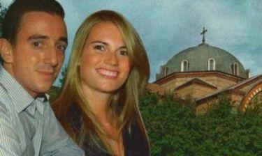 Τσαβλίρη-Λιβανού: Όλα όσα έγιναν στο γάμο τους!
