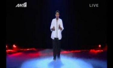Γιώργος Ιωάννου: Ο νεαρός τενόρος του Ελλάδα έχεις ταλέντο