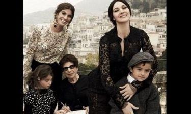 Η Monica Bellucci στη νέα Dolce & Gabbana καμπάνια