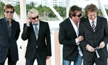 Duran Duran: Ξετρελαμένοι με την Ελλάδα