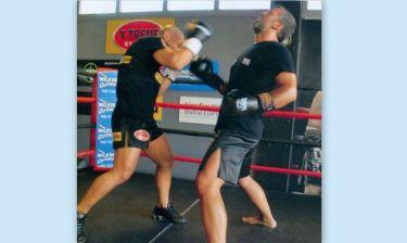 Ποιον έριξε Knock out ο Ζαμπίδης;