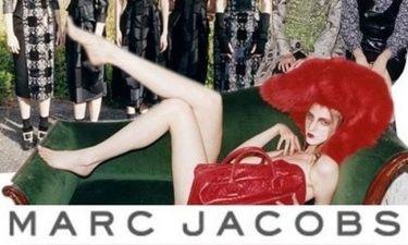 O Marc Jacobs ψηφίζει ελληνική ομορφιά