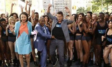 Οι χορευτικές ικανότητες του Channing Tatum σε πρωινή εκπομπή!