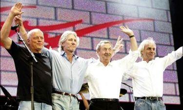 Οι Pink Floyd στο Μεγάλο Κανάλι