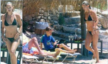 Νέες φωτό από τις διακοπές της Κέιτ Χάντσον στην Σκιάθο