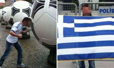 Φανατικός οπαδός της Εθνικής Ελλάδας ο…