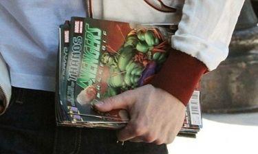 Ποιος διαβάζει μανιωδώς τους Avengers;