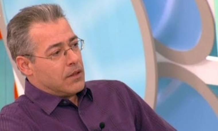 Νίκος Μάνεσης: «Νιώθω απίστευτη ανασφάλεια και οργή»