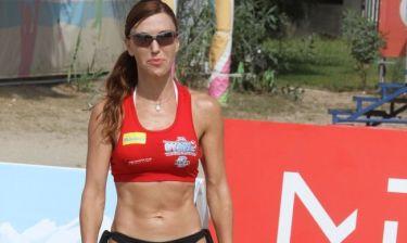 Βίκυ Χατζηβασιλείου: «Το Beach Volley σώζει την ψυχή μου»