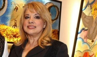 Άννα Ανδριανού: Διακοπές αλλά και δουλειά στο Πήλιο