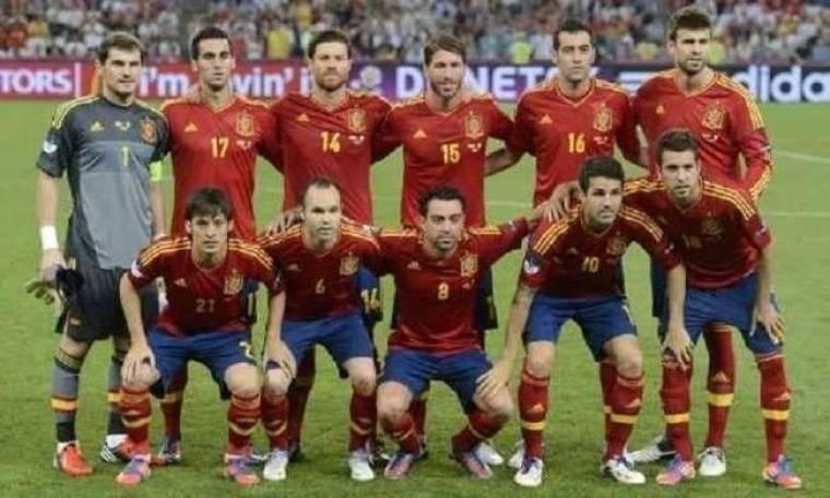 Euro 2012: Μετά τη Βραζιλία, η Ισπανία!